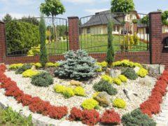 projektowanie ogrodu - Kobyla