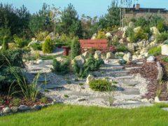 Ścieżki w ogrodzie płyty ogrodowe
